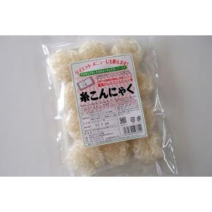 【送料無料】乾燥糸こんにゃく12個入り(ぷるんぷあん)【ネコポス便利用】