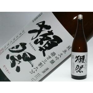 獺祭 純米大吟醸 磨き三割九分 1800ml【旭酒造 だっさい】