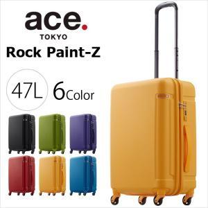 エース スーツケース 47L ace. TOKYO ロックペイントZ スーツケース 1-05622 miyamoto0908