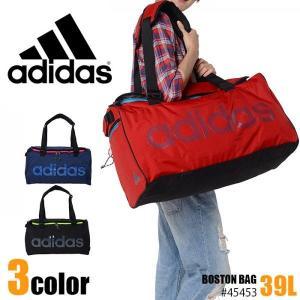 アディダス adidas ボストンバッグ スポーツバッグ 39L シェイク 1-45453|miyamoto0908