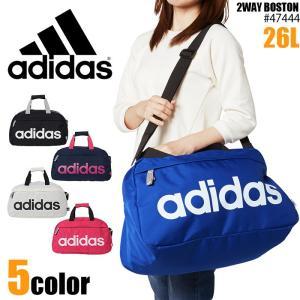 adidas アディダス ボストンバッグ M-size 26L アディダス ジラソーレ3 1-47444|miyamoto0908