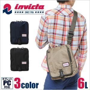 ACE invicta インビクタ ショルダーバッグ アデッソ 縦型 1-51102|miyamoto0908