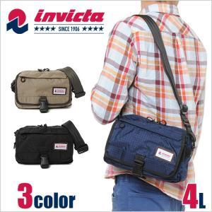 ACE invicta インビクタ ショルダーバッグ アデッソ 横型 1-51103|miyamoto0908
