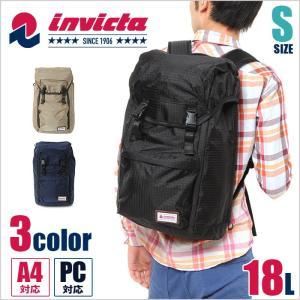 ACE invicta インビクタ リュックサック バックパック アデッソ 18L 1-51105|miyamoto0908