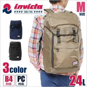 ACE invicta インビクタ リュックサック バックパック 24L アデッソ 1-51106|miyamoto0908