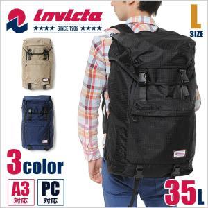 ACE invicta インビクタ リュックサック/バックパック アデッソ 35L 1-51107|miyamoto0908