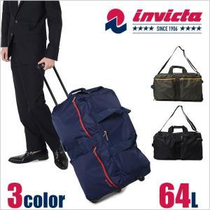 ACE ボストンキャリー invicta インビクタ マットーネ 64L 1-51343|miyamoto0908