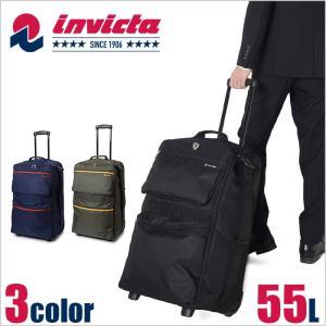 ACE ボストンキャリー invicta インビクタ マットーネ 55L 1-51344|miyamoto0908