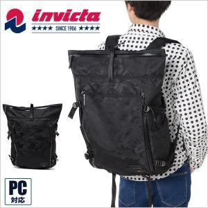 ACE invicta インビクタ リュックサック ロールトップ インスタンテ 1-51828|miyamoto0908