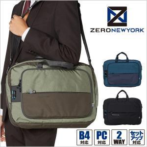 ZERO NEWYORK ゼロ ニューヨーク MIDTOWN ビジネスバッグ ブリーフケース 1-80773|miyamoto0908
