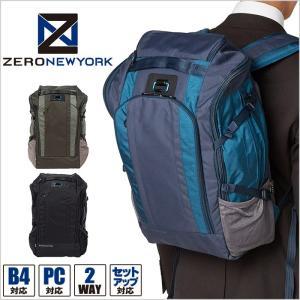 ZERO NEWYORK ゼロ ニューヨーク MIDTOWN ビジネスバッグ ビジネスリュック 1-80775|miyamoto0908