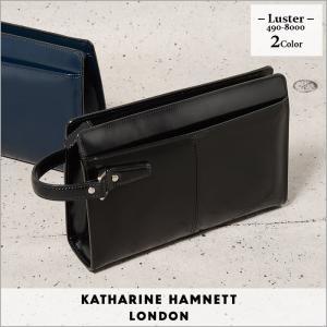 キャサリンハムネット バッグ セカンドバッグ KATHARINE HAMNETT Luster 490-8000|miyamoto0908