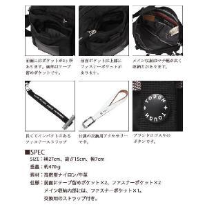 669b613c2cfe ... タフ TOUGH バッグ タフ ボディバッグ メンズ SAVOR 54114|miyamoto0908|06