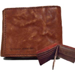 TOUGH FRICTION (フリクション)両面パスケース付き 二つ折財布|miyamoto0908