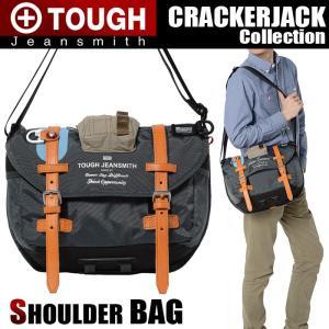 TOUGH タフ ショルダーバッグ tough CRACKCER JACK 58002