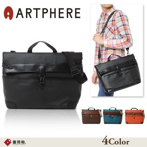 ARTPHERE アートフィアー ショルダーバッグ WalkLine BK04-102|miyamoto0908