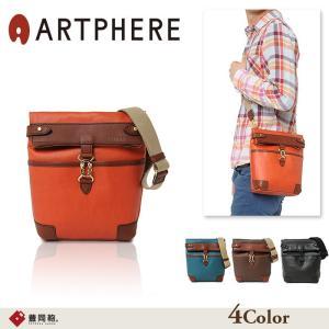 ARTPHERE アートフィアー ショルダーバッグ WalkLine BK04-103|miyamoto0908