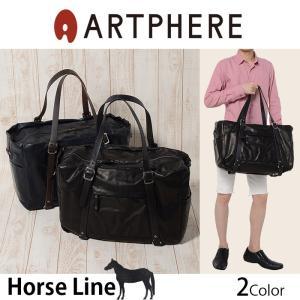 ARTPHERE アートフィアー ボストンバッグ HorseLine BK09-103|miyamoto0908