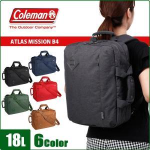コールマン リュック ビジネスリュック ビジネスバッグ Coleman ATLAS MISSION B4 CAT5081|miyamoto0908