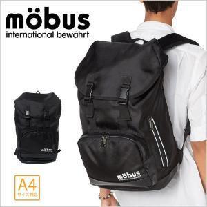 mobus モーブス リュックサック カブセ型 メンズ ターポリン mo-113|miyamoto0908