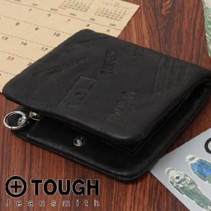 TOUGH タフ 財布 二つ折り財布 tough IMPRESSION 55781