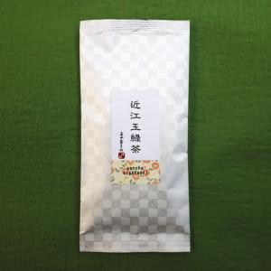 まろやか近江玉緑茶100g【ふるさと名物商品】「 滋賀県WEB物産展 」|miyaoen