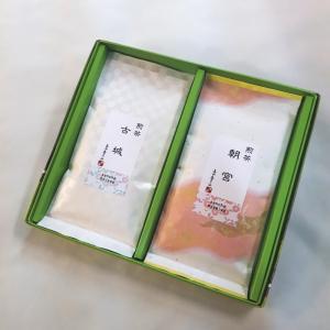 近江銘茶HS-19【ふるさと名物商品】「滋賀の幸」 miyaoen