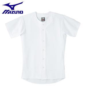 ミズノ 野球練習用ユニフォームシャツ ガチシャツ ジュニア ...