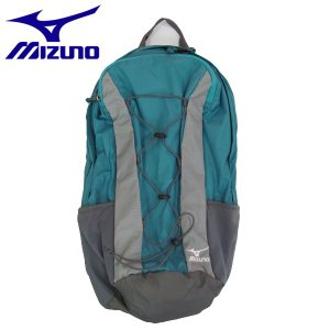 ミズノ 登山リュック ザック ハイキングザック 20リットル ザックカバー内蔵式 19RA30524 ターコイズ 訳あり 30%OFF|miyaspo