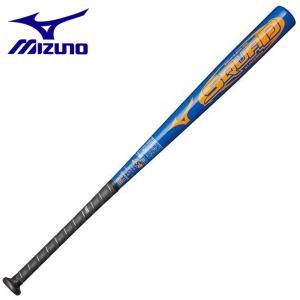 ミズノ ソフト3号金属バット スカッド 1CJMS30483 27 83cm 平均720g ミドルバランス ブルー miyaspo