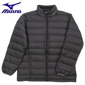 ミズノ ダウンジャケット ブレスサーモダウンRG L/Wジャケット レディース 73MW22508 チャコール Sサイズ 送料無料 30%OFF|miyaspo