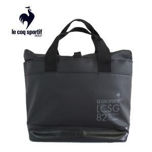 ゴルフポーチ ルコック 保温・保冷バッグ ラウンドバッグ QQBSJA41 BK ブラック|miyaspo