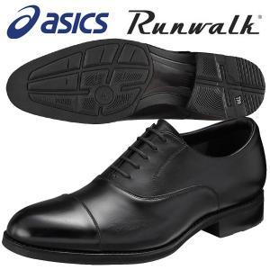 アシックス ウォーキングシューズ ランウォーク ゴアテックス Runwalk GORE-TEX WR819P 90 ブラック 送料無料|miyaspo