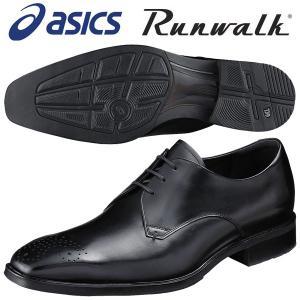 アシックス ウォーキングシューズ ランウォーク Runwalk WR824S 90 ブラック 送料無料|miyaspo