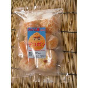 ポイント5倍 訳あり 冷凍デコポン(不知火) ご家庭用 40...