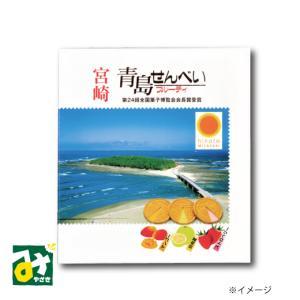 青島せんべいフルーティ 24枚(2枚入×12袋):4580122010065|miyazakikonne
