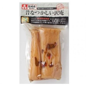 漬物 たくあん 昔なつかしい沢庵 キムラ漬物宮崎工業 4971635542998|miyazakikonne