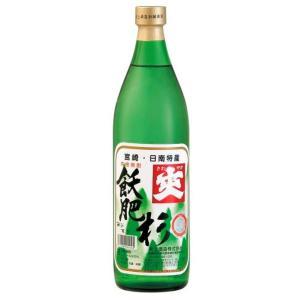 芋 本格焼酎 飫肥杉 20度 井上酒造 箱入 4971399090025 miyazakikonne