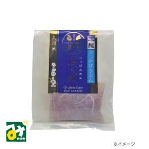 グルテンフリー 米粉麺 ぶっかけうどん 美人麺(スープ付 1食入) 川北製麺   miyazakikonne