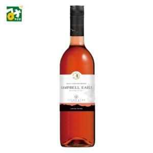 都農ワイン CAMPBELL EARLY キャンベル アーリー 750ml 箱入り 4562186190013|miyazakikonne