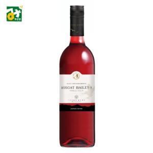都農ワイン MUSCAT BAILEY−A マスカット・ベリーA 750ml 箱付 4562186190020|miyazakikonne