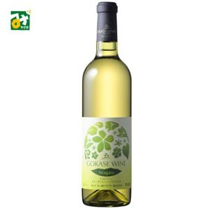 ワイン 白ワイン 五ヶ瀬ワイン ナイアガラ 甘口 720ml 箱付|miyazakikonne