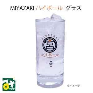 グラス 宮崎ハイボール MIYAZAKIハイボール グラス 箱なし 2600000119917|miyazakikonne