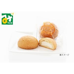 チーズ饅頭 おひさまチーズまんじゅう 1個 冷凍 常温品冷蔵品との同梱不可 そら彩 miyazakikonne