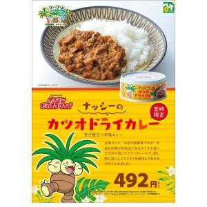 缶詰 期間限定販売 ナッシーのカツオドライカレー 器|miyazakikonne