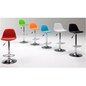 バーチェアー カウンターチェアー イームズチェアー 椅子 チェア  「イブ(バーチェア)」 5色対応 miyazakiuchiyamakagu