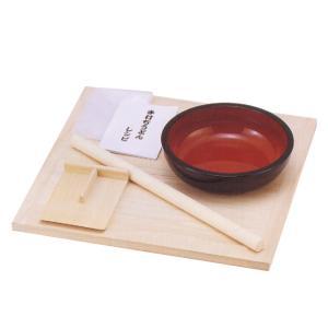 麺職人 手打ち めんセット #1 (レシピ付) [SB-01] miyoshi-ya