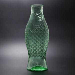 ガラス花瓶 鯉のフラワーベース|miyoshi-ya