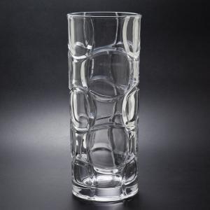 ガラス花瓶 クリア フラワーベース 大|miyoshi-ya