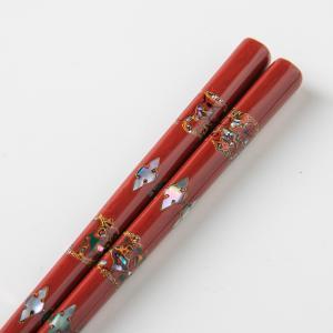 若狭塗箸 うるし星の光 20.5cm miyoshi-ya